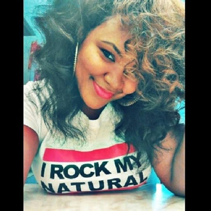I want this t-shirt too - I Rock My Natural [Hair Care Beauty]  https://www.facebook.com/photo.php?fbid=625830547439369&set=a.404530229569403.92227.403001499722276&type=1&relevant_count=1&ref=nf