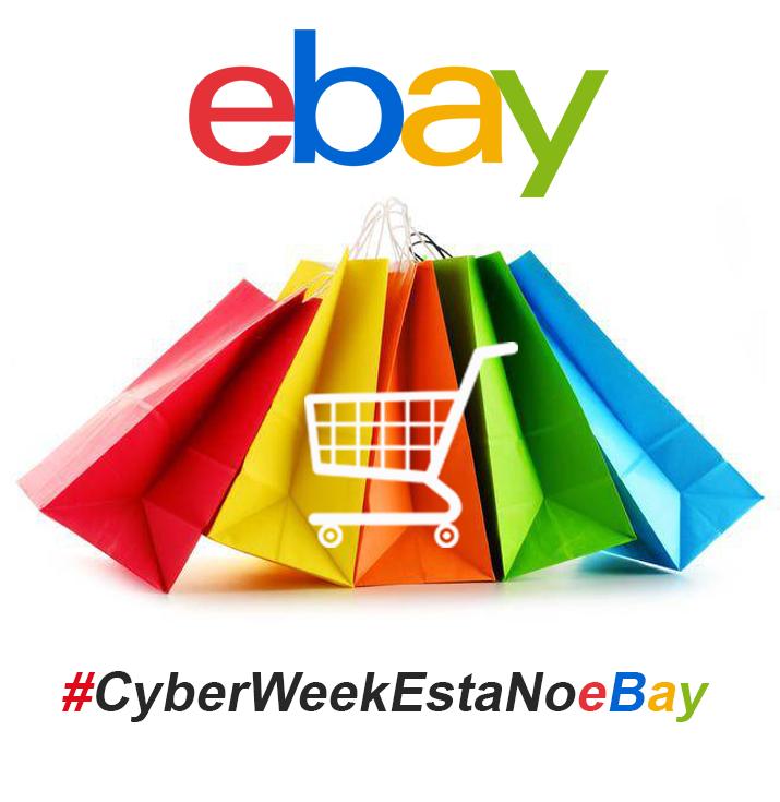 Cyber Week no eBay | Como COMPRAR no eBay?