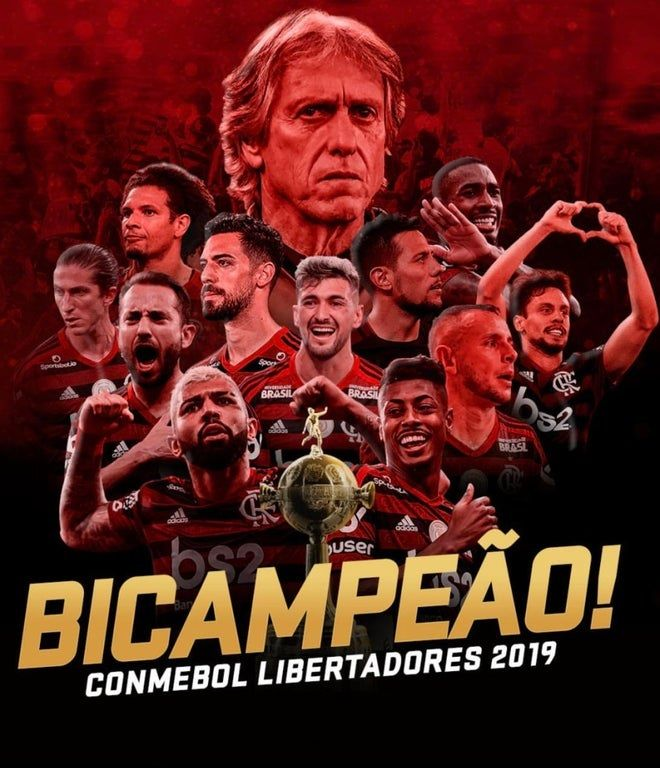 Flamengo bate o River e é campeão da Libertadores da ...