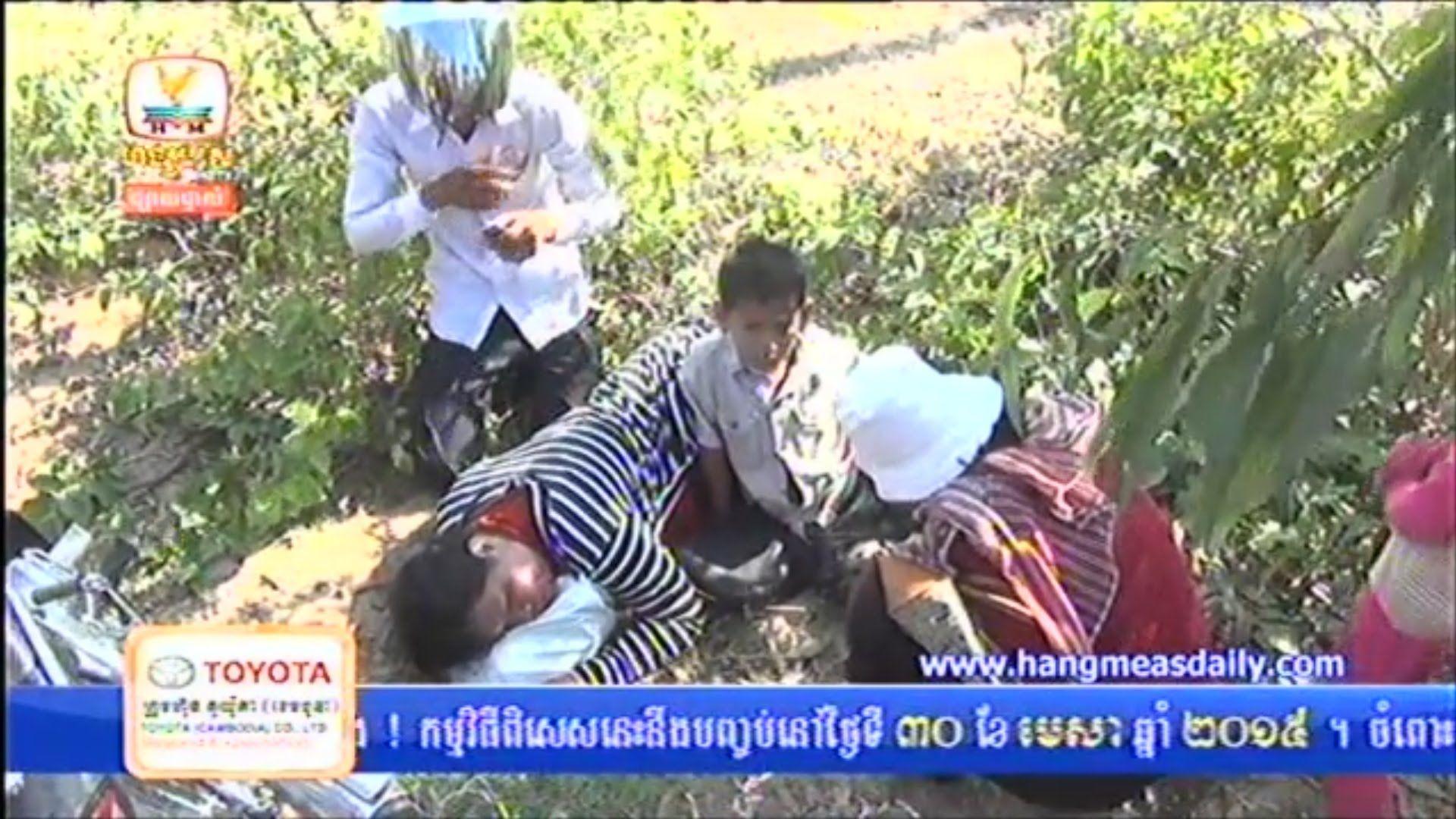 Khmer News , Hang Meas HDTV , 18 May 2015 , part 02