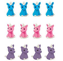 Unicorn Erasers Ct Party City Also In Saige Birthday Ideas Rh