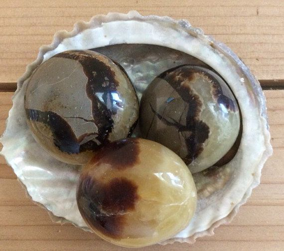 Septarian Stone Healing Stone Healing Crystal by SoulswithHeart