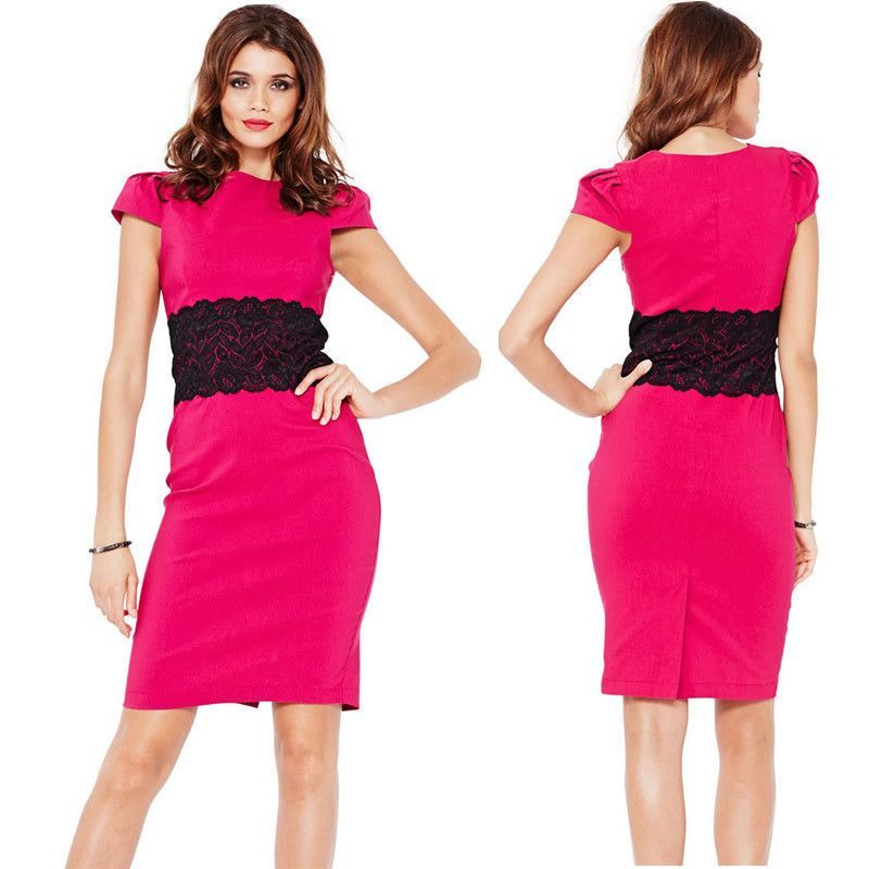 Stylish Bodycon Party Dress