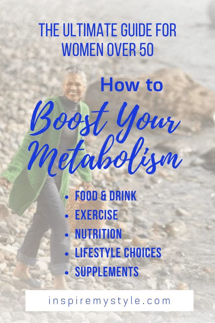 How to Increase Your Metabolism After 12: The Ultimate Guide for