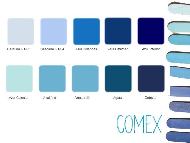 Tipos De Azules Con Sus Nombres Buscar Con Google Tipos De Verde Tipos De Azules Decoracion De Pared De Flores