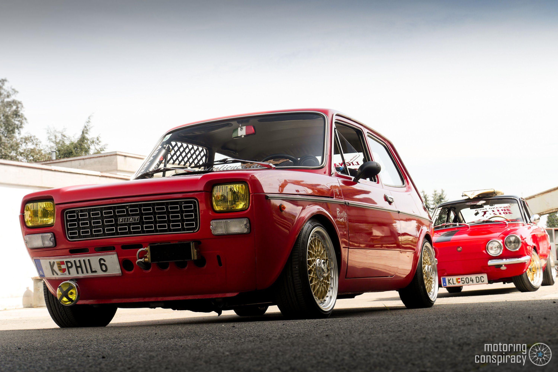 Fiat 127 Fiat 850 Tuning Youtube Con Immagini