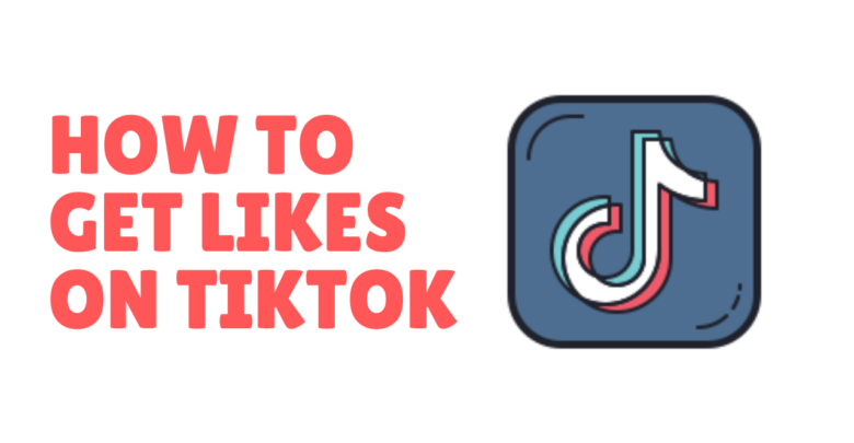 How To Get Likes On TikTok (Get Real Likes For Free) Get