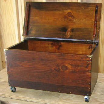 Free Fire Wood Box Plans How To Build A Wood Box Wood Storage
