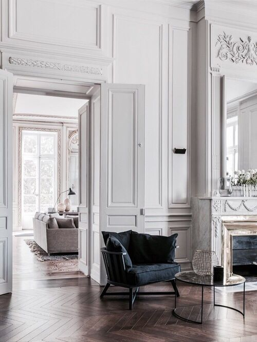 South Shore Decorating Blog: Oui, Paris (Part 1)   French Interiors At  Their Best