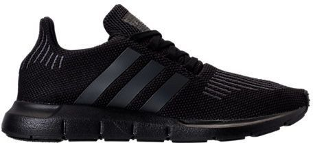 Men S Adidas Swift Run Running Shoes In 2020 Black Running Shoes