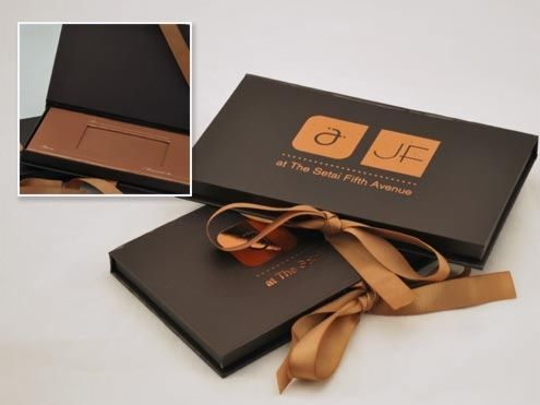 Morgan Chaney- Gift Card Boxes, Gift Card Presenters, Gift Card Folders