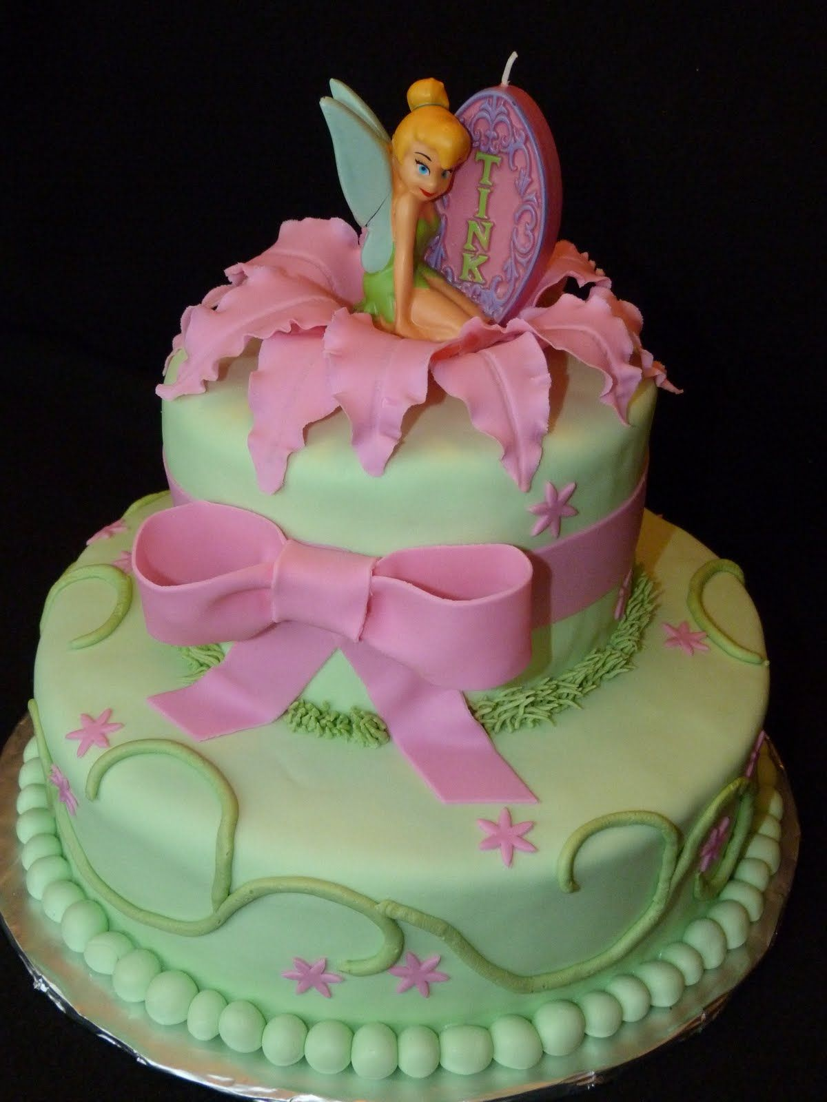 tinkerbell cakes my second attempt at this tinkerbell cake the