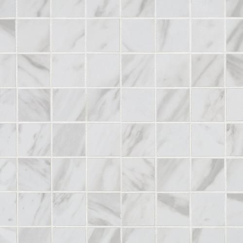 Volakas Polished Porcelain Mosaic 12 X 12 100484815 Floor And Decor Porcelain Mosaic Polished Porcelain Tiles Porcelain Mosaic Tile