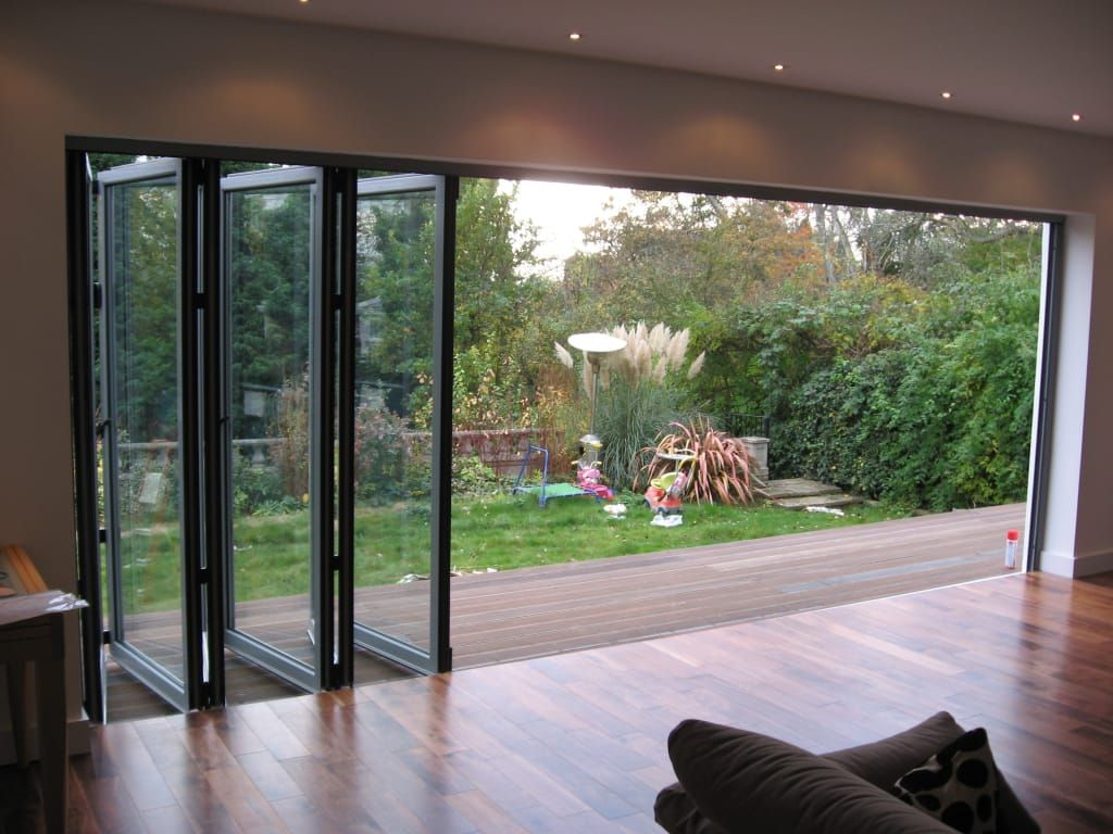 Giardino Dinverno In Casa : Vetrata peighevole: giardino dinverno in stile in stile moderno di
