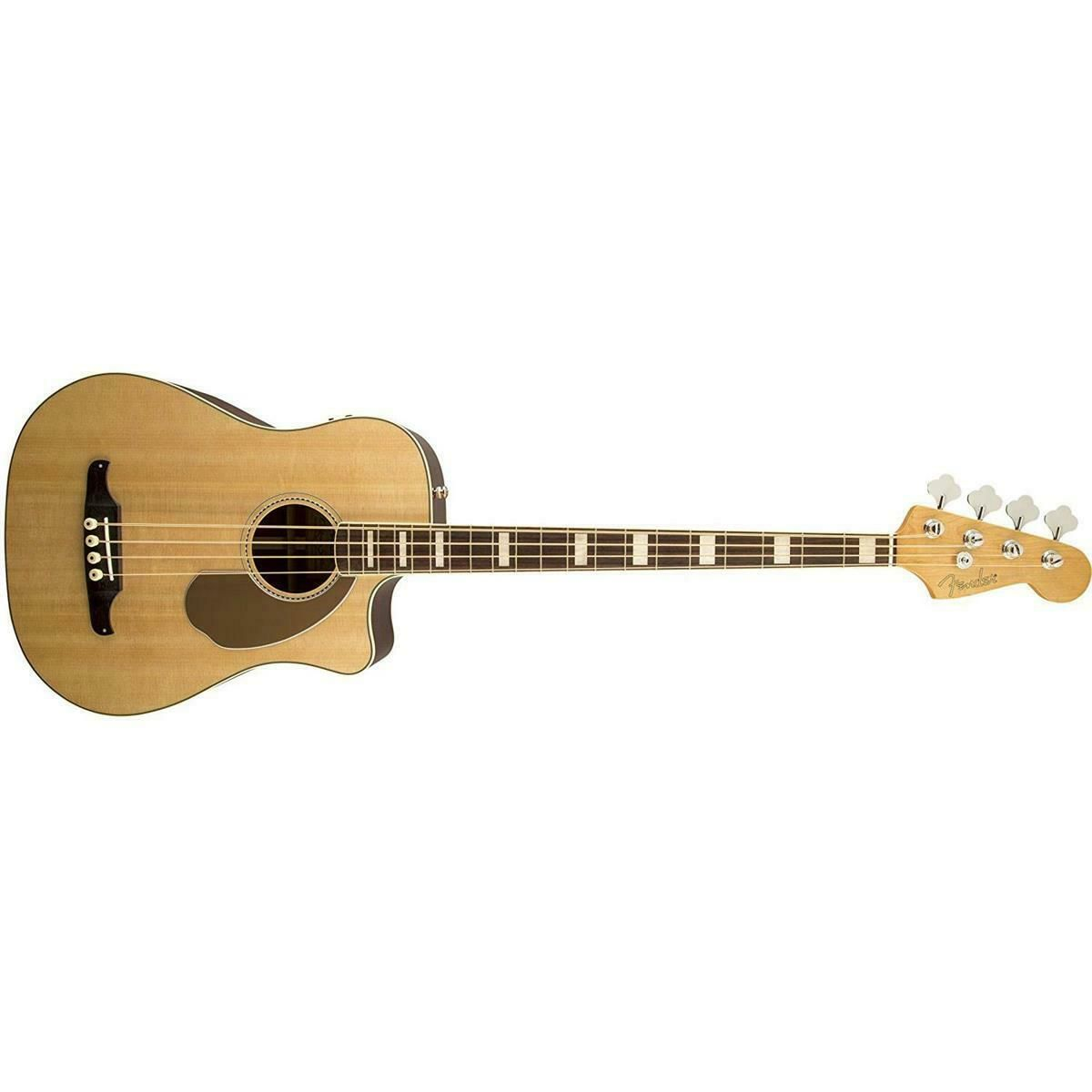 Fender Kingsman Bass Sce Dreadnought Acoustic Electric Bass Guitar With Case Price 589 99 Guitars Guitar Electric Guitar For Sale Acoustic Electric