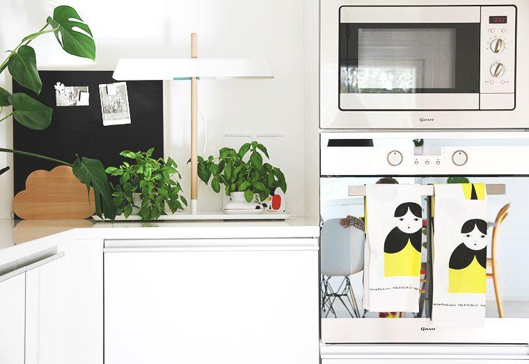 Hunajaista kitchen