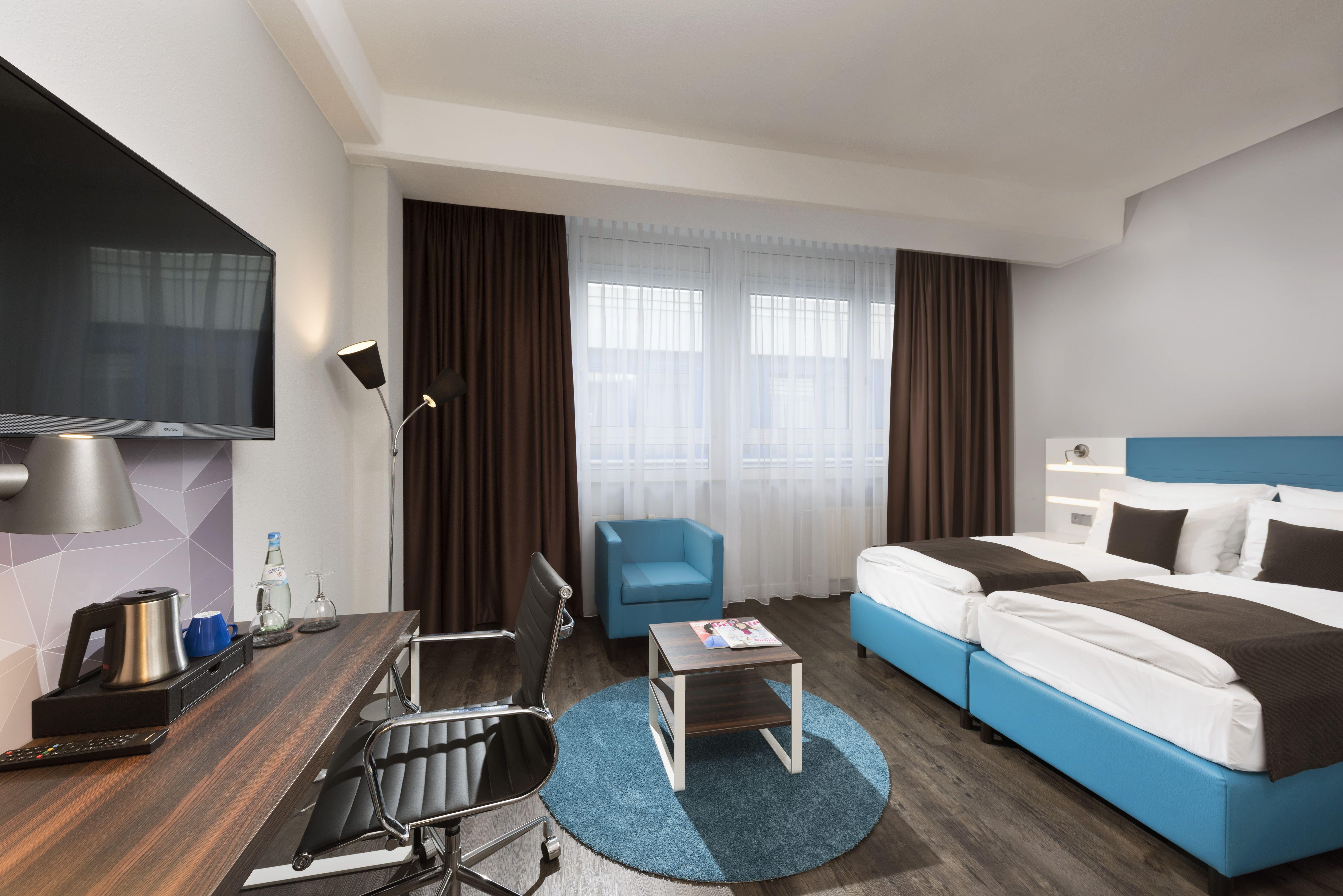 The fourstar Best Western Hotel Dortmund Airport