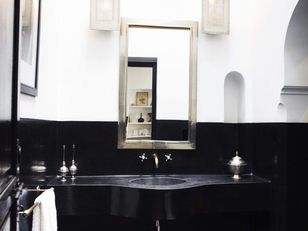Remodeling 101: Moroccan Tadelakt Plaster Finish | Pinterest - Badkamer