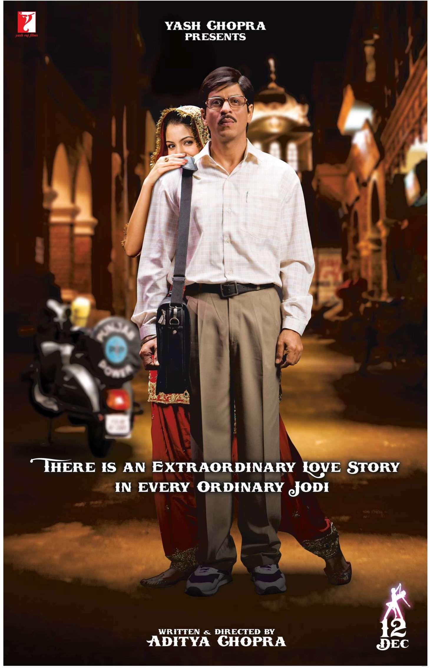 DOWNLOAD FILM Rab Ne Bana Di Jodi (2008) - dunia21.me