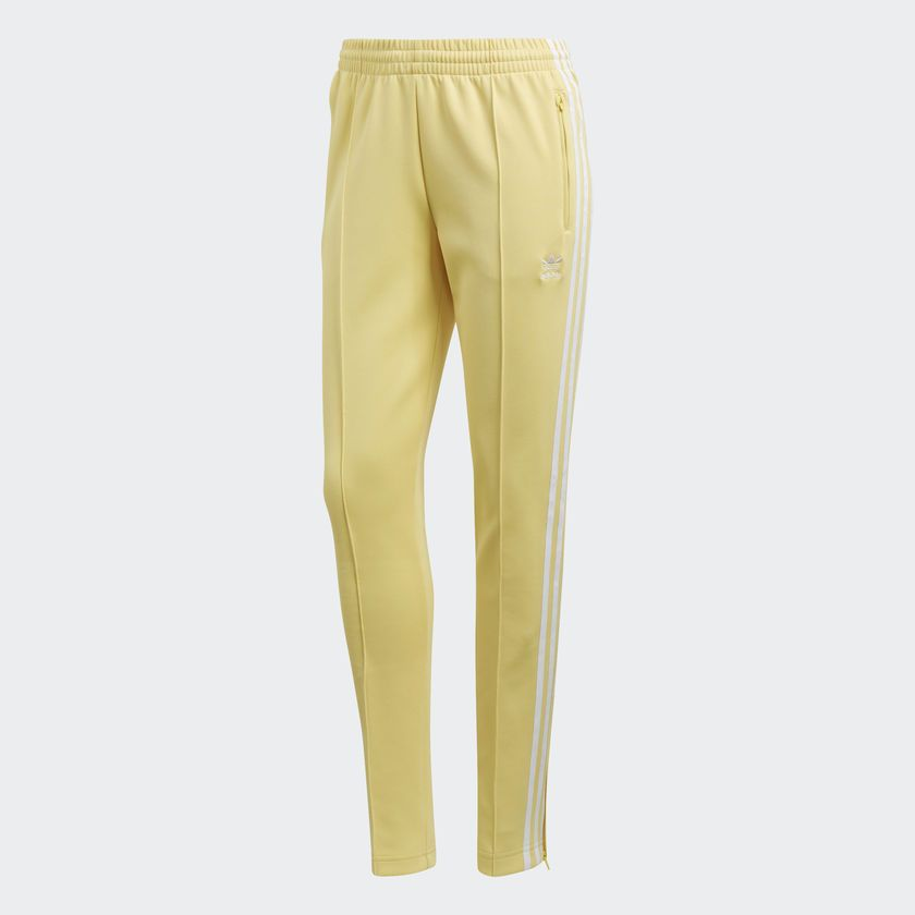 b4be798d85a4 adidas SST Track Pants - Yellow