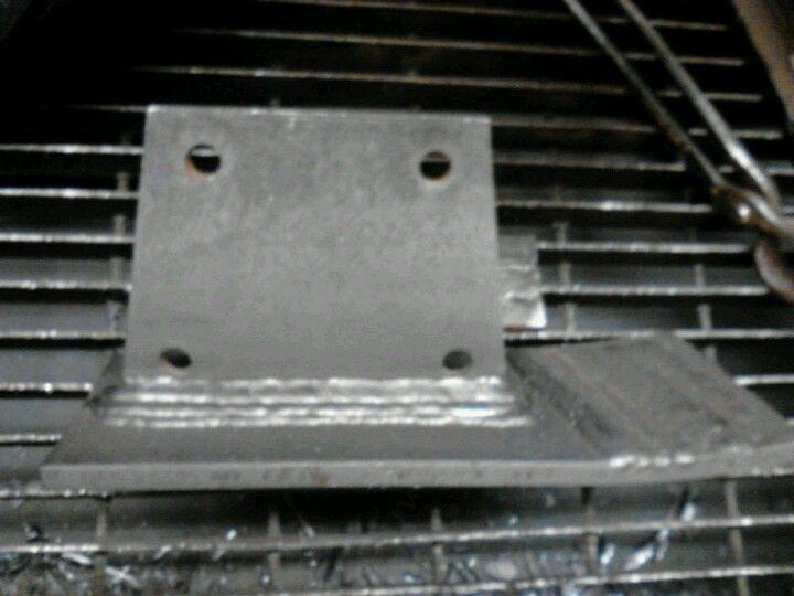 Mig welding, T Joint + Clading Mig welding, Welding, Joint