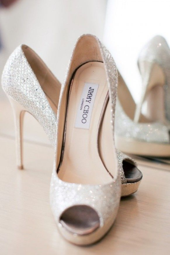 Silver Wedding Shoes Winter Wedding Silver Shoes Can Be Tacky