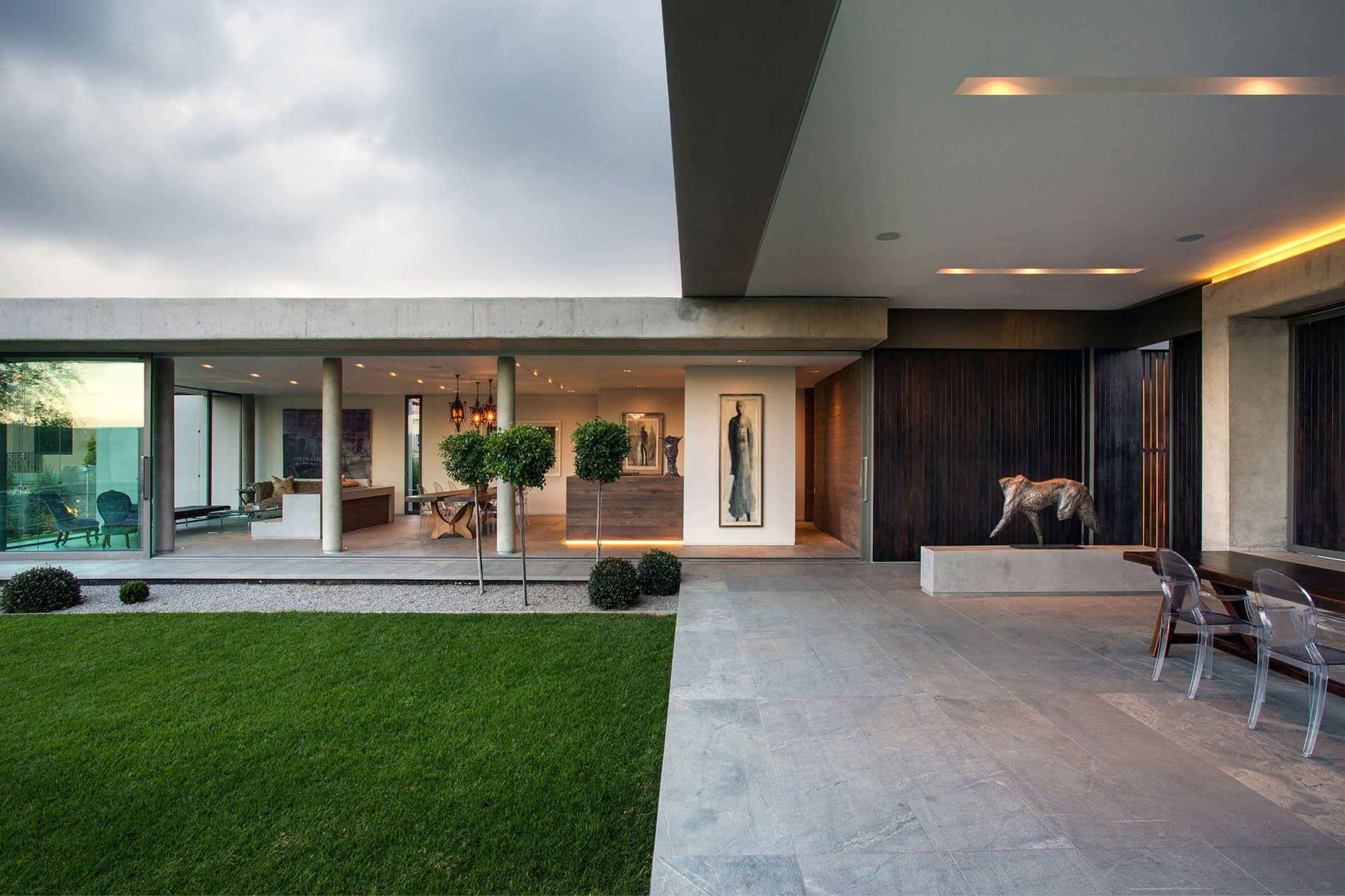 Suelo Terraza En 2019 Suelos Terrazas Casas Modernas