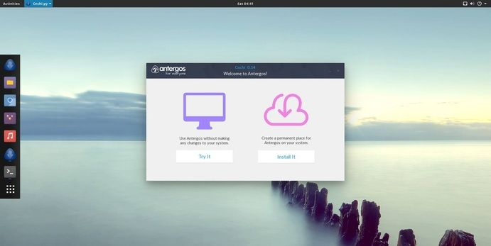 Antergos Linux One Of Best Arch Based Distros | Linux ...