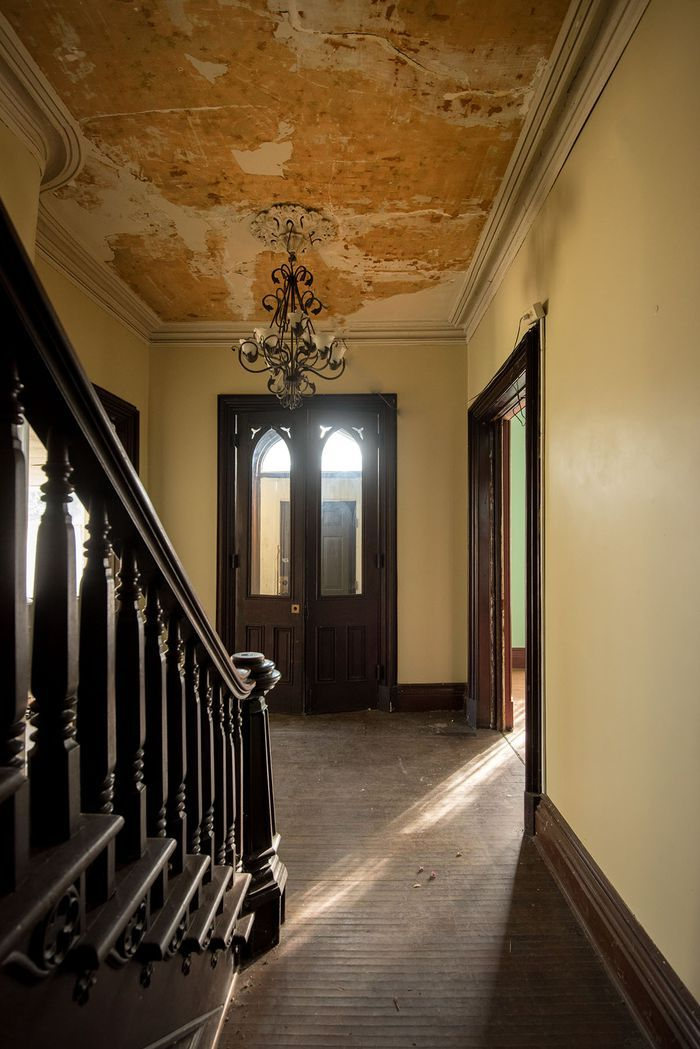 For sale in Upstate NY Fixer upper Civil War mansion for