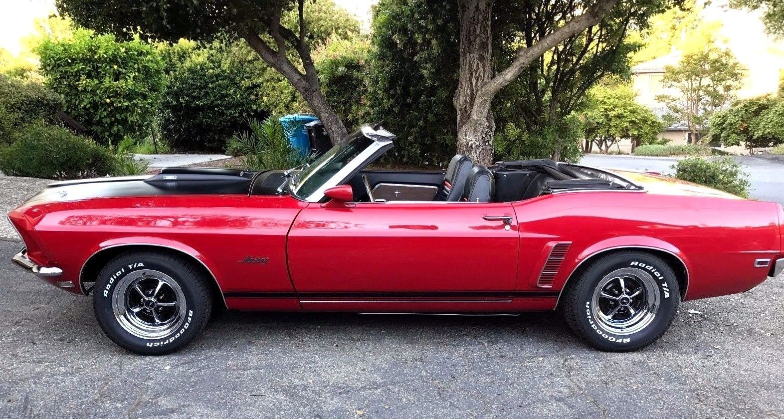 Ebay 1969 ford mustang convertible 1969 ford mustang convertible 351w fordmustang ford