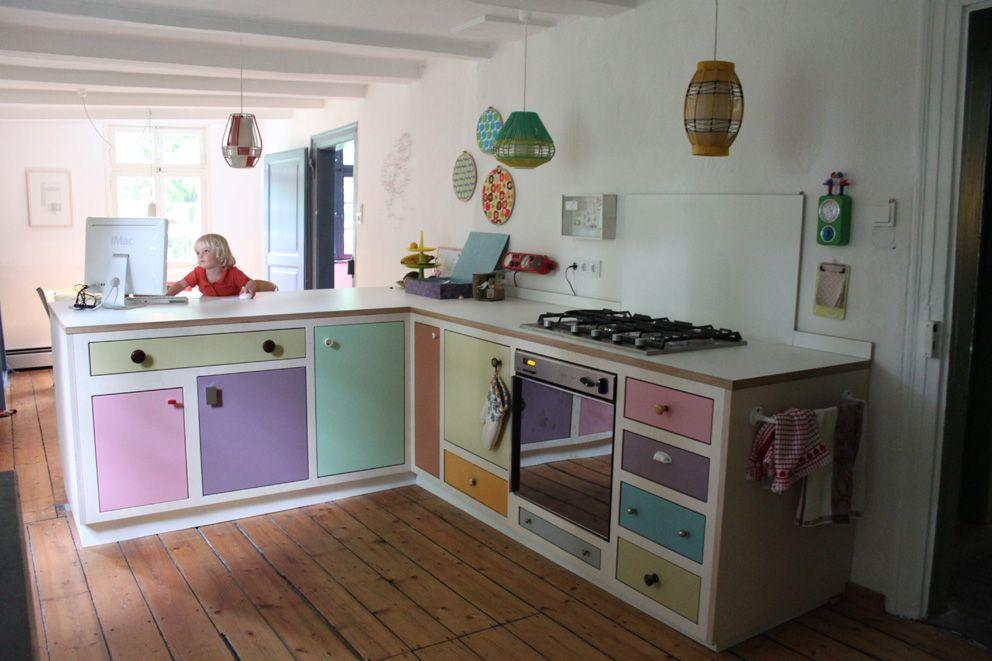selbstentworfene Küche von millie82