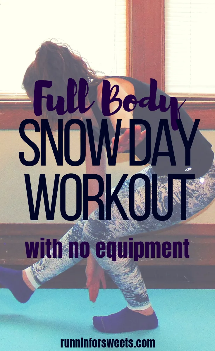 Fitness Tips: Snow Day Workout: Burn Calories with No Equipment. #loseweight #skinny #losebellyfat #...