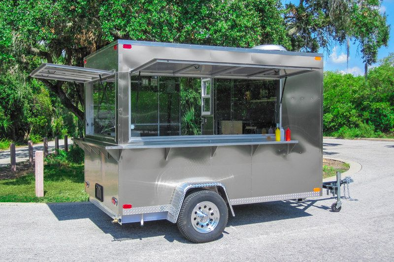 The Columbia XL10 Mobile Kitchen Hot dog cart, Hot dogs