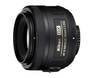 Nikon 35mm f/1.8G AF-S DX 1416,-kr (ikke på lager)