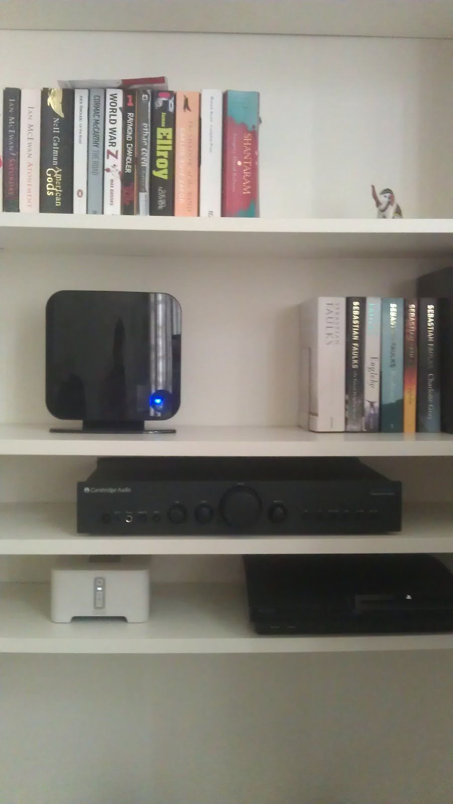 Ikea Hackers Billy Bookcase Hi Fi Integration O Billy You  # Meuble Hifi Ikea