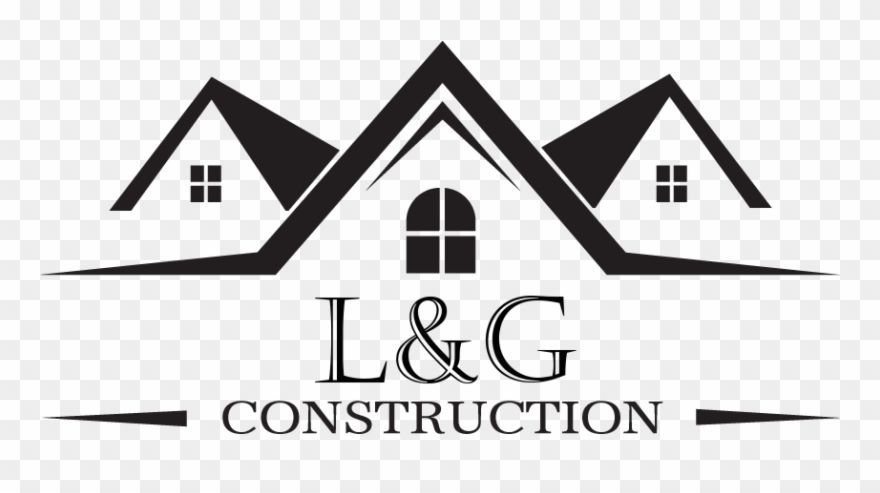 Download Hd White House Clipart Home Construction Pencil And In House Roof Logo Png Download And Use The Free Roofing Logo Home Construction House Clipart