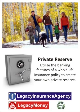 Private Reserve Whole Life Insurance Financial Strategies