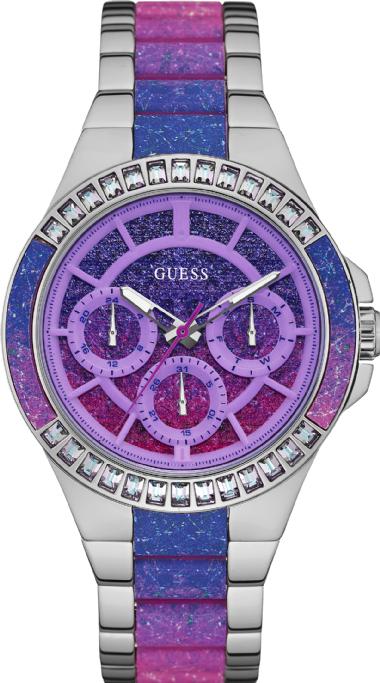92639L0GSNO1 Relógio Feminino Guess Multifunção com Pulseira Mista | Guest Club