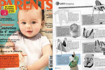 MUM ON THE GO - as seen on Parents Magazine