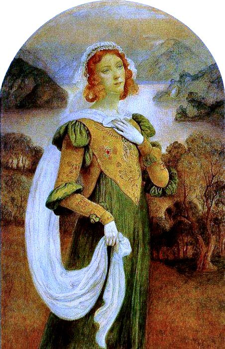 "Armand Point, ""Autumn Princess"""