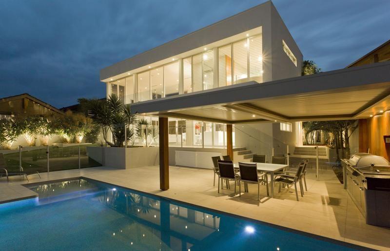 Modern House Designs High Tech Modern Homes New Home Builders House Home Builders