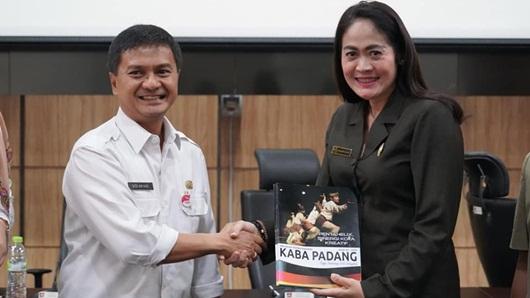 Pemko Padang Dikunjungi Komisi B Dprd Kota Magelang Bahas Strategi Peningkatan Pad Di 2020 Kota Magelang Kota Padang