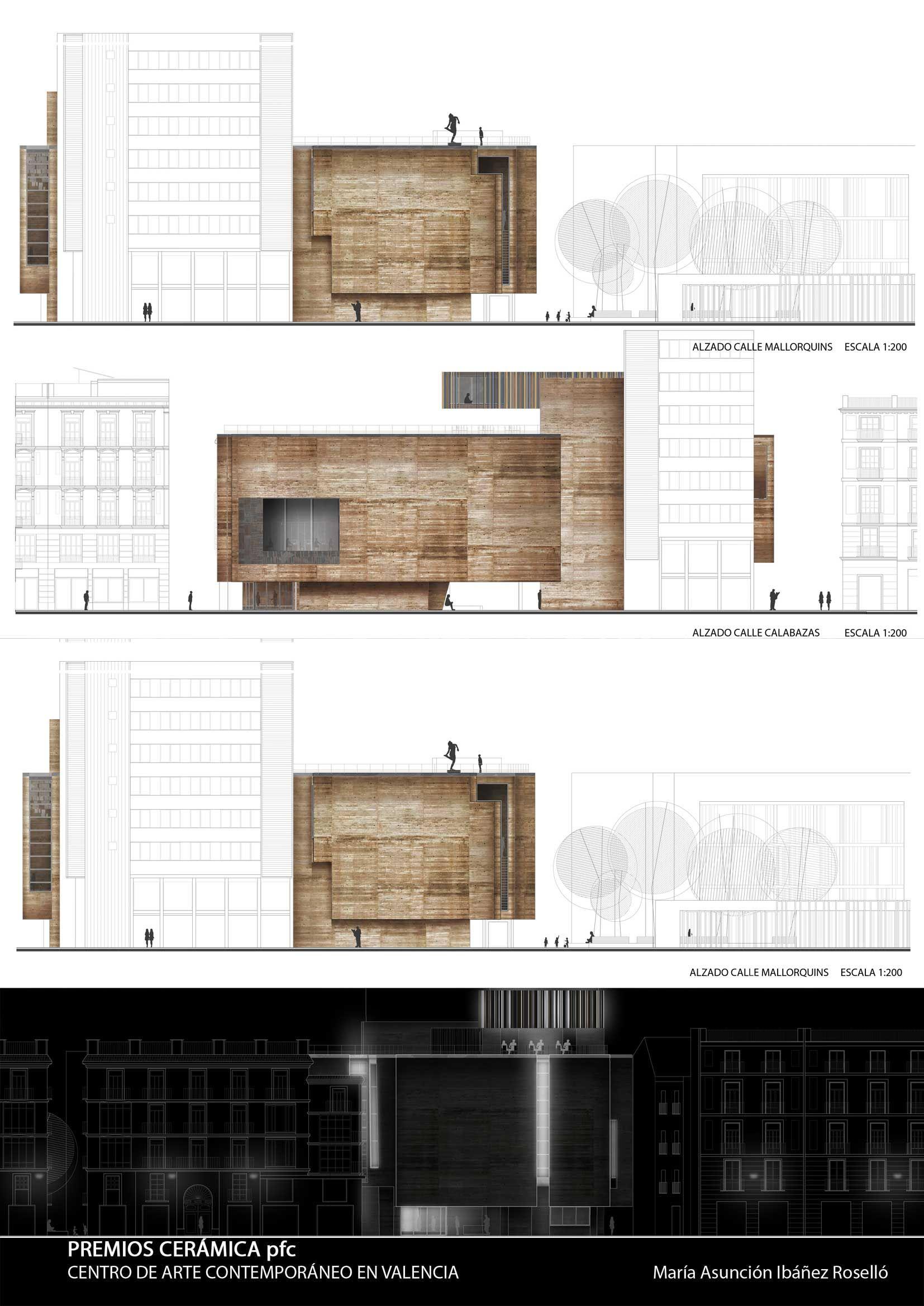 Alzados arquitectura buscar con google elevaciones - Alzado arquitectura ...