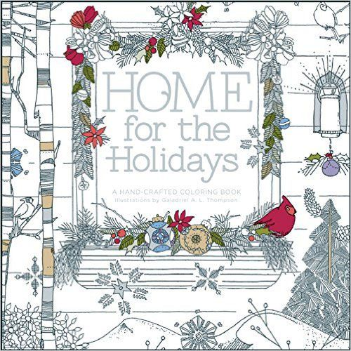 Top 10 Christmas Coloring Books For Adults