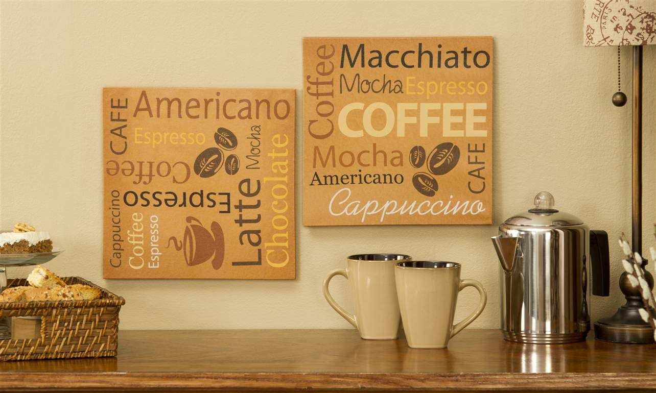 $4 Stretched Canvas Mocha or Latte
