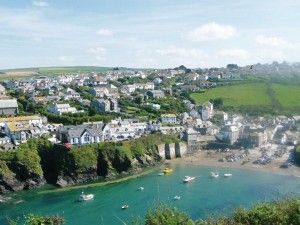 Port Isaac Cornwall History Photos Accommodation Tourist Attractions Guide