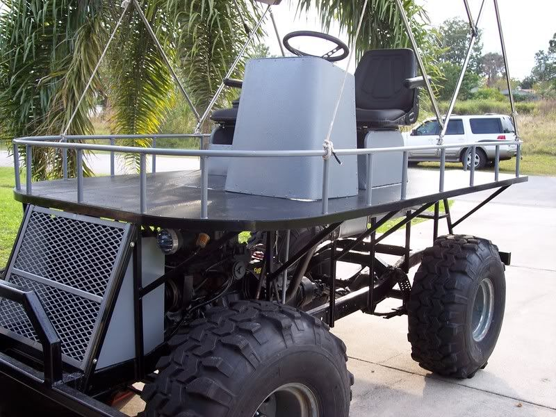 swamp buggy - Southern Airboat | Вездеходы | Pinterest | Jeeps
