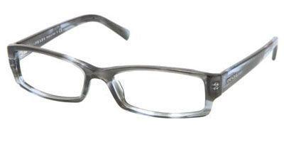 ff9f980607f Eyeglasses Prada PR 19LV ZXJ1O1 SMOKE DEMO LENS by Prada.  144.99. Model   VPR 19L. Style . Purchase Includes  PRADA CasePRADA Cleaning ClothPRADA ...