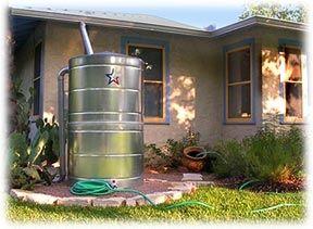 Texas Metal Cisterns | 400 Gallon | Tanks For Less