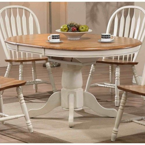Round Dining Table With Hidden Leaf  Google Search  For The Home Awesome Dining Room Tables With Leaves Review